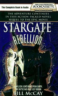 Stargate Rebellion Audiobook