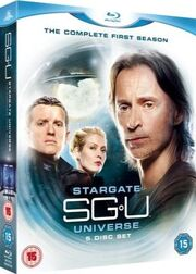 SGU season 1 cover