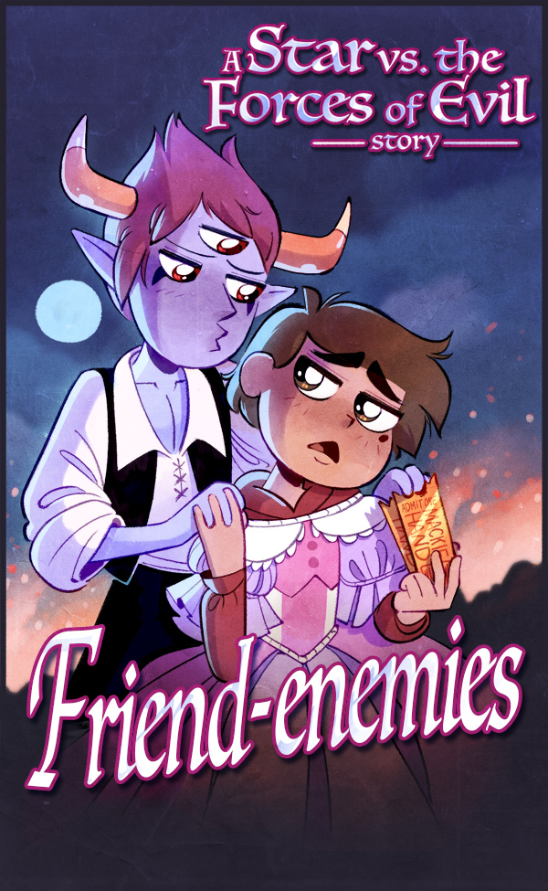 Tomco (Tom x Marco) | Star vs the Forces of Evil Ships Wikia ...