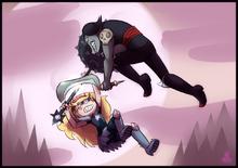 Star duel by offbeatreboot-dbaimpg