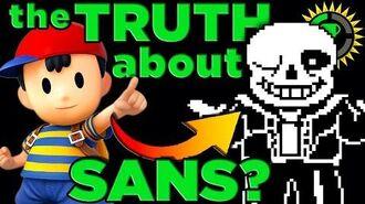 Game Theory- UNDERTALE - Sans's SECRET Identity!