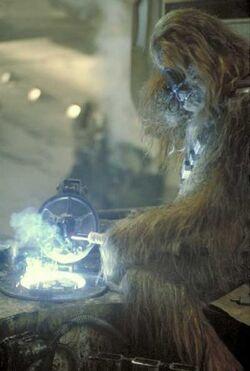 Chewbacca-repairs
