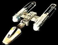 Ship starfighter Y-Wing 01