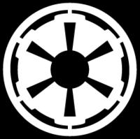 Emblem empire starburst