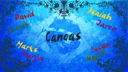 Canoasflag
