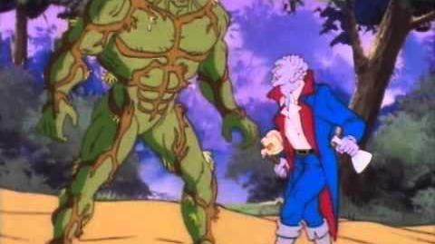 Video - Swamp Thing (1991) - To Live Forever (Episode 2