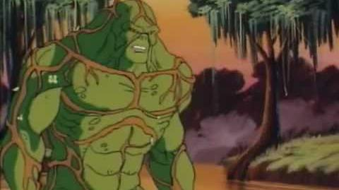 Video - Swamp Thing (1991) - The Un-man Unleashed (Episode 1