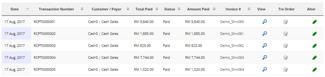 ReceivePayment 5