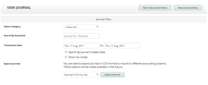 ExportJournal 1