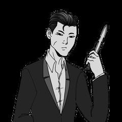 <b>Mr. Sicarian</b> Created by Kentkomiks <a rel=