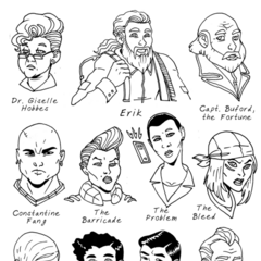 <b>Character Portraits - Cabral and Beyond</b><a rel=