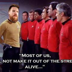 <b>Adam Koebel (Star Trek)</b> Created by Urgoslav