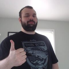<b>Just got that @RealRollPlay Swan Song Shirt! @itmeJP Fits great and looks great!</b> James Anderson @TheGwardian