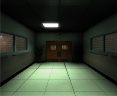 St. Michael's Medical Center Access Hallway