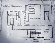 Fairfax Residence Map