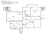 Sisters of Mercy Halfway House First Floor Map