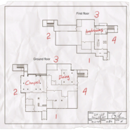 Sisters of Mercy Halfway House Map
