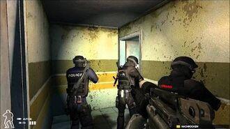 SWAT 4 Трейлер Русский