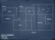 Qwik Fuel Convenience Store Map