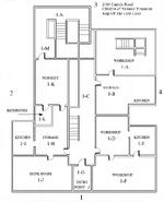 Children of Taronne Tenement First Floor Map