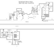 Fresnal St. Station Minus Second Floor Map
