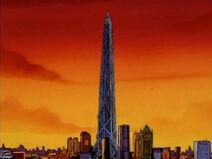 Megakat tower