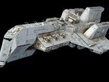 Mandal Hypernautics Crusader-class Corvette
