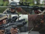 BlasTech A300 Blaster Rifle