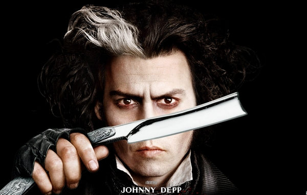 Sweeney todd movie lucy