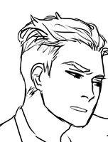 Tadashi teaser sketch