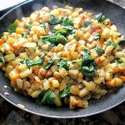 Receta-vegana-patatas-verduras-curry