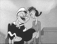 Popeye&olive