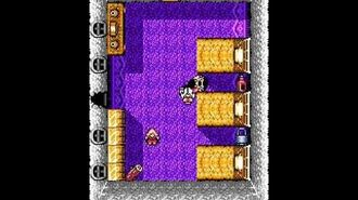 NES Famicom Sweet Home (English translation) - Real-Time Playthough by Егор Бахарев