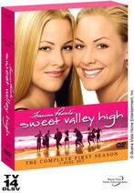 DVD Sweet Valley High Season 1