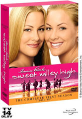 DVD Sweet Valley High Season 1