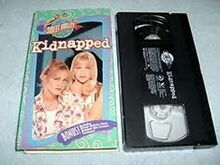 Sweet Valley High Kidnapped VHS