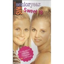 Liz and Jess on cover of SVH Senior Year Sweet 18