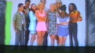 Sweet Valley High - Season Three 3 - Opening Intro Theme Outro Creds (Jason David Frank)
