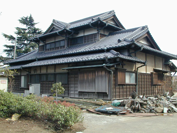 Magnificent Traditional Japanese House Design Ideas