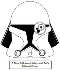 Phase I Cold Assault Helmet