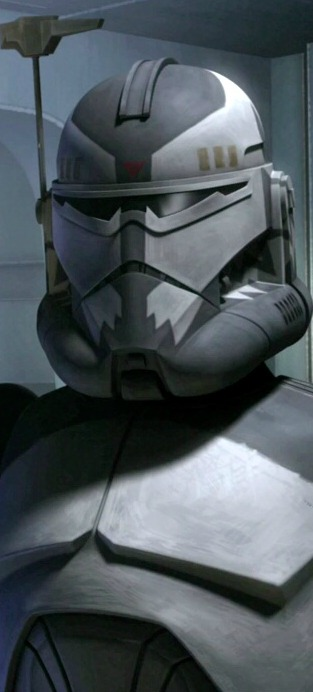 Commander Wolffe Phase 2 Helmet