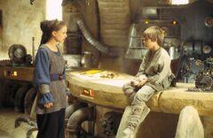 Anakin Meets Padme
