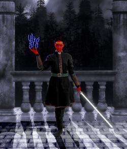 Rin Lightning Saber