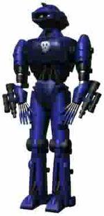 War-Robot