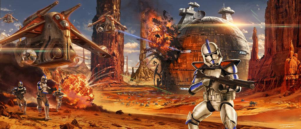Star Wars Battle Backgrounds: FANDOM Powered By Wikia