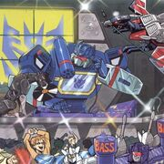 Soundwave mixalot