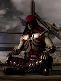 Dark Apprentice Endor
