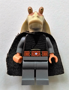 Palo Lego Minifigure