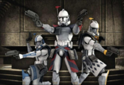 ARC Troopers group