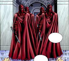 Elite Crimson Guard